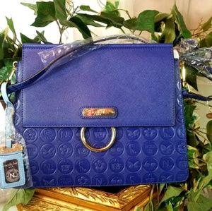 🎉 2 for $38.00🎉Nicole Lee Monogram  Shoulder Bag